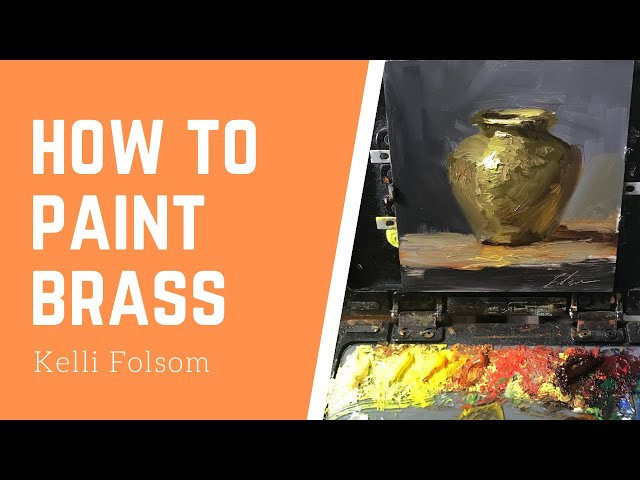 How to Paint Brass